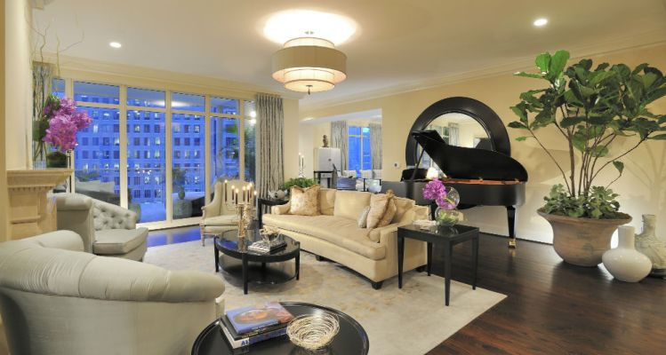 The best interior design projects by Sherry Hayslip