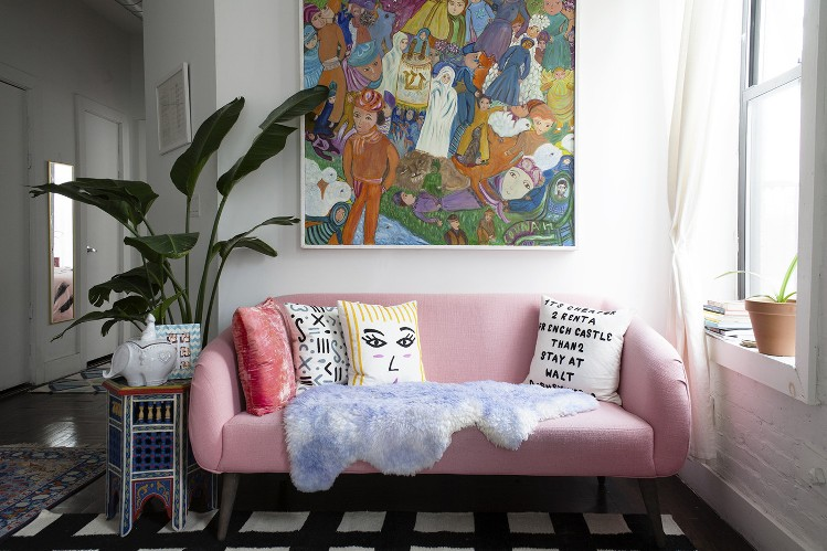 Top colorful sofa inspirations with KOKET