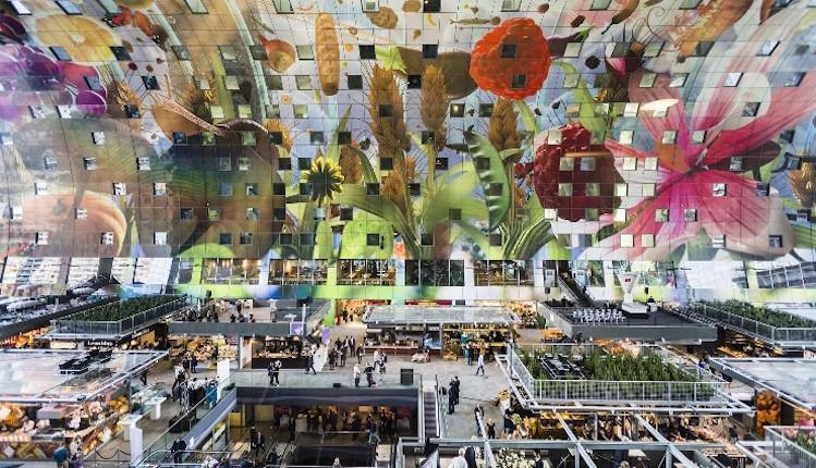 JACOB VAN RIJS | Best Projects JACOB VAN RIJS | Best Projects JACOB VAN RIJS | Best Projects resized best interior designers top architects Jacob van Rijs MVRDVs Markthal Rotterdam 5