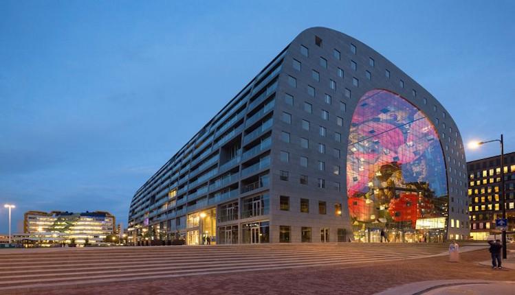 JACOB VAN RIJS | Best Projects JACOB VAN RIJS | Best Projects JACOB VAN RIJS | Best Projects resized best interior designers top architects Jacob van Rijs MVRDVs Markthal Rotterdam