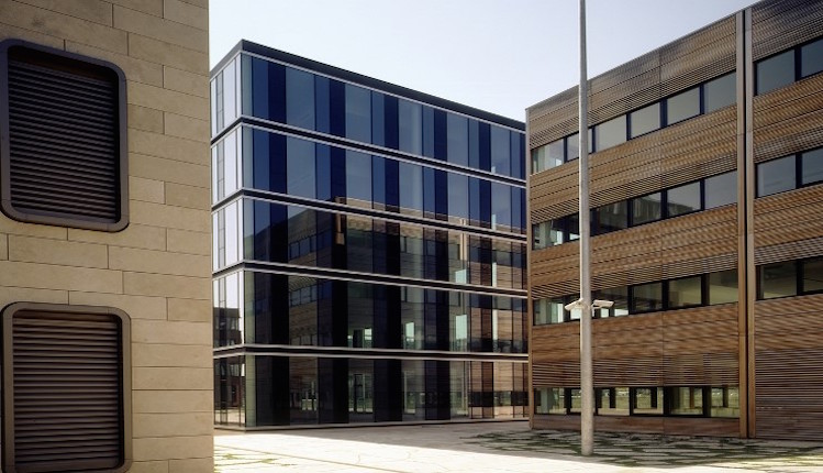 JACOB VAN RIJS | Best Projects JACOB VAN RIJS | Best Projects JACOB VAN RIJS | Best Projects resized best interior designers top architects Jacob van Rijs office village 3