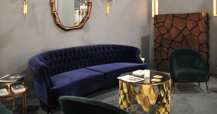 Fall trends sets by High Point Market 2015