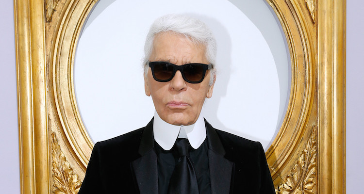 Karl Lagerfeld's Eponymous is coming Karl Lagerfeld's Eponymous is coming o KARL LAGERFELD