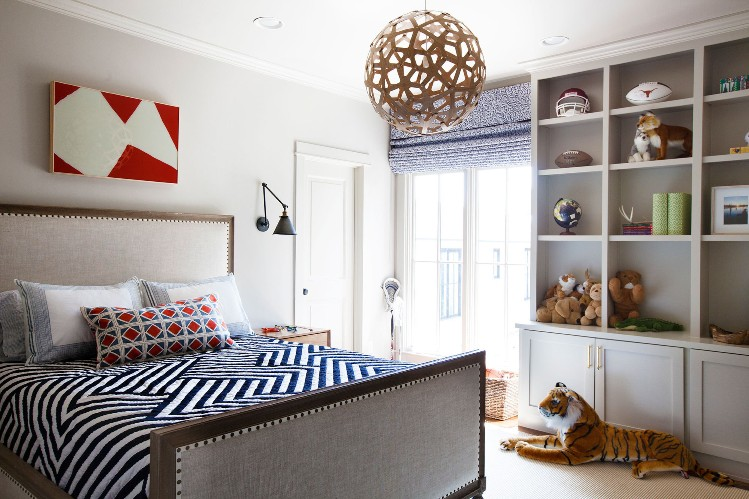 Katie Kime's colorful and gorgeous house in Austin