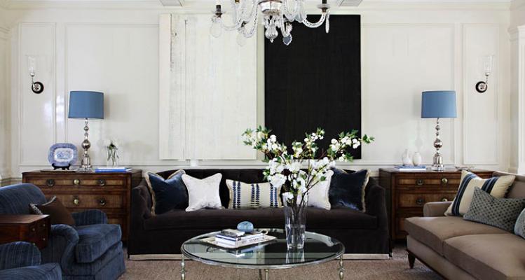 TOP Texas Interior Designers: S. B. Long Interiors