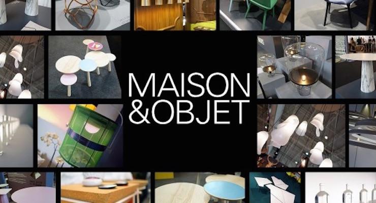MAISON&OBJET IN 3 MAIN WORLDS