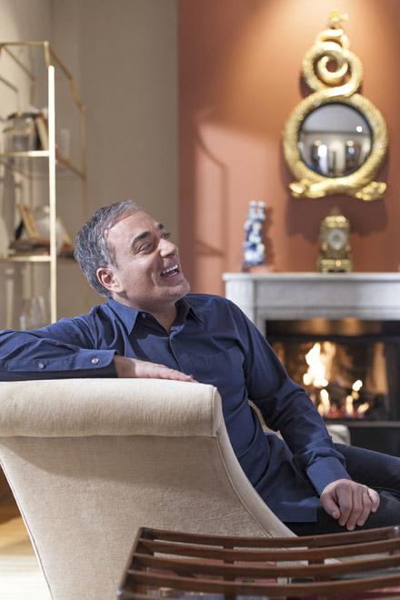Top Interior Designer Anthony Michael