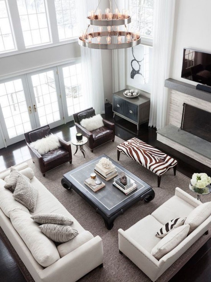 More center tables for your living room page 12 home - Living room center table decoration ideas ...