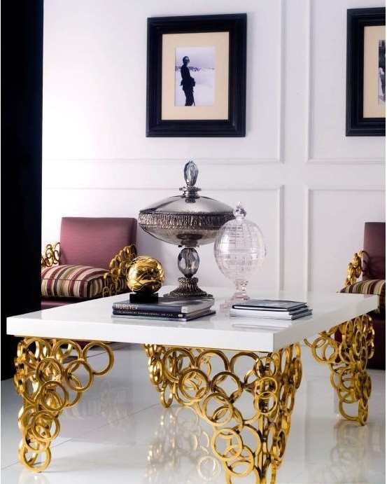 The 25 most modern and luxurious center tables - Page 5 ...