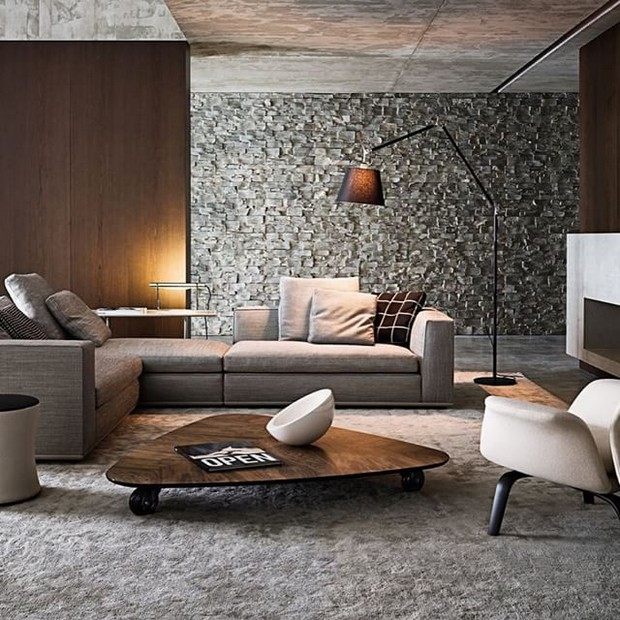 The 25 most modern and luxurious center tables page 8 - Living room center table decoration ideas ...