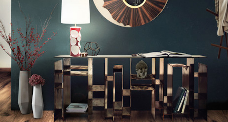 Top Modern Console Tables