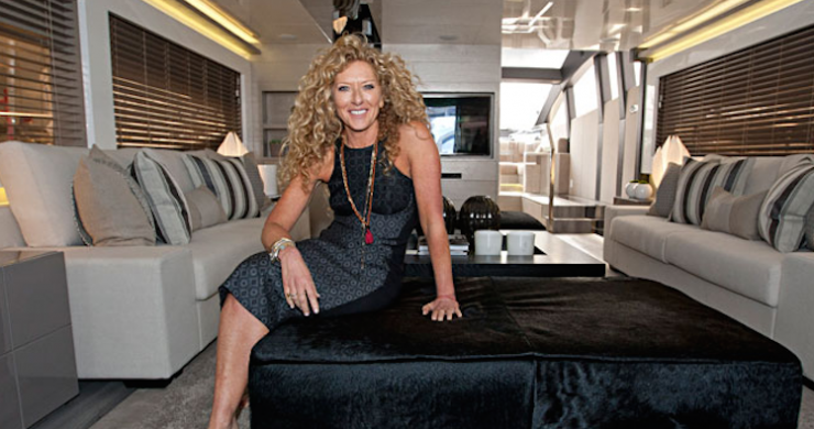 The best interior design projects by Kelly Hoppen