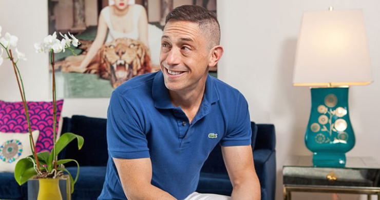 Top 5 projects by Interior Designer Jonathan Adler