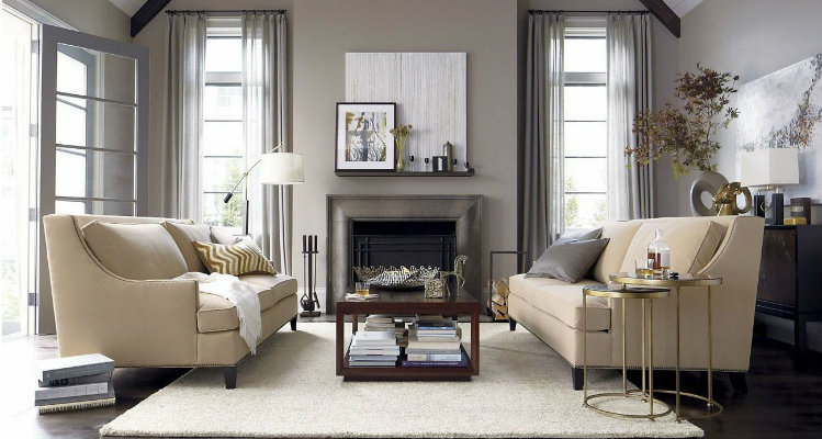 Trendy Living Rooms For Your Family – Home And Decoration