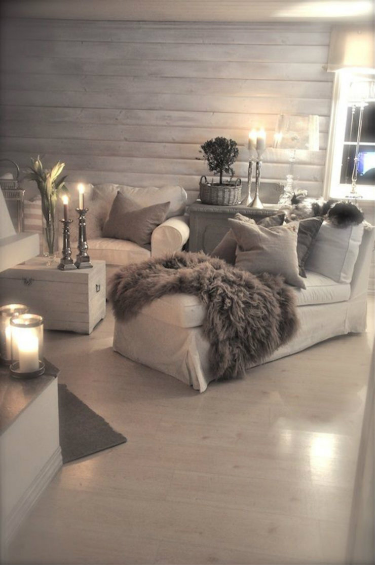 Romantic Living Room: Romantic Living Rooms