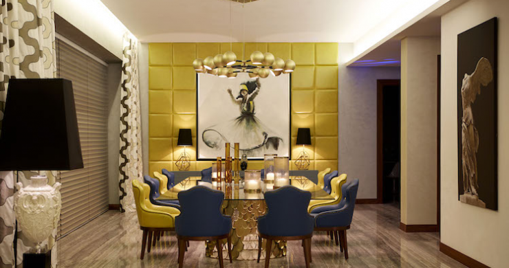 The Finest Design Trends for your Dining Room