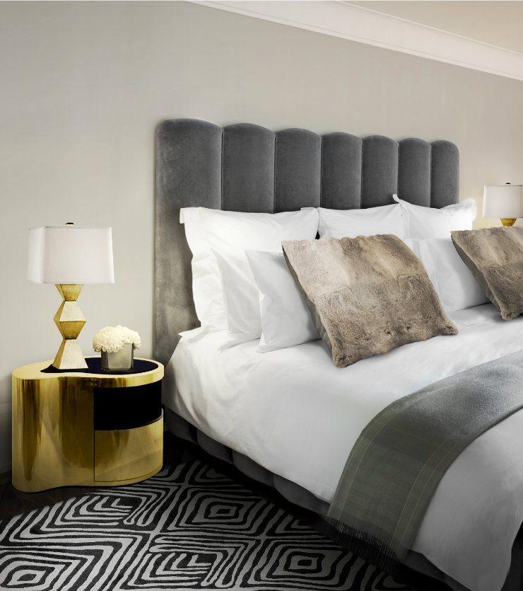 nightstands nightstands 7 Outstanding nightstands by Boca do Lobo for luxury bedrooms 01 wave nightstand 740x835