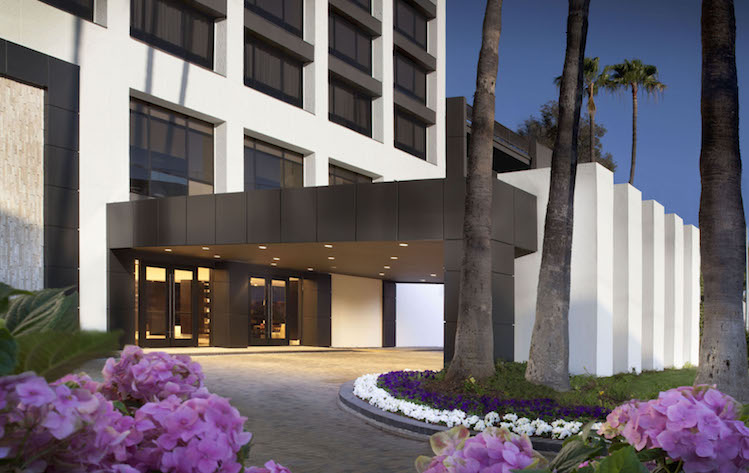 Inspiring Projects by LEO A DALY inspiring projects by leo a daly Inspiring Projects by LEO A DALY Beverly Hills Marriott 2