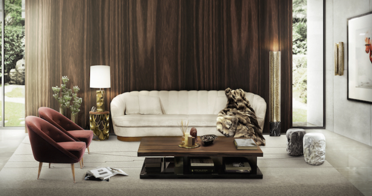 A Selection of the Finest Sofas for your luxury house