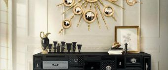 Black and gold inspirations for your home