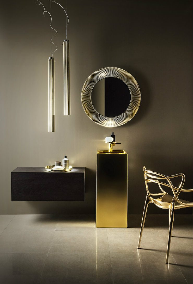 The stunning freestand for your luxurious bathroom