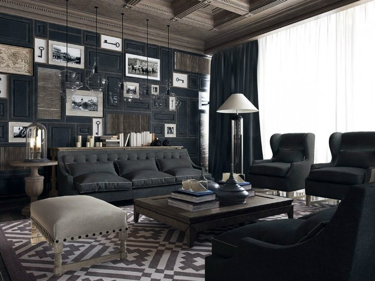High Quality Art Deco Living Room Pictures Centerfieldbar Com