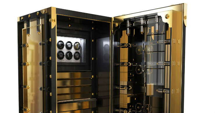 luxury safes luxury safes by boca do lobo Amazing Luxury safes by Boca do Lobo 0 luxury safe