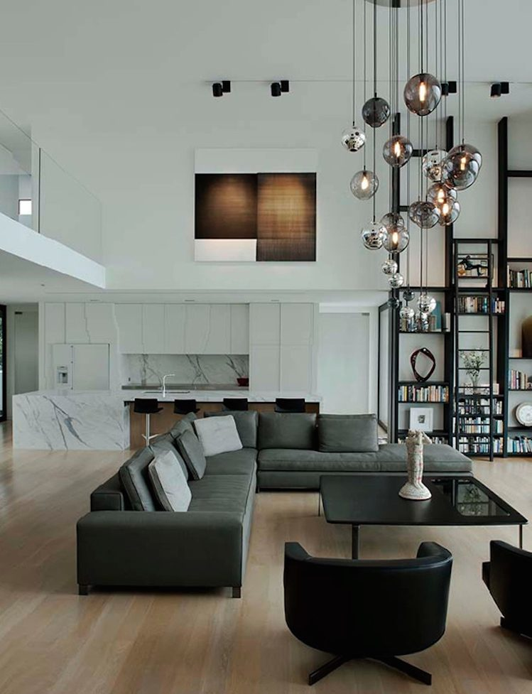 Best houses high ceilings for your inspiration Best houses high ceilings for your inspiration Best houses high ceilings for your inspiration 1 Gray L shaped sofa e1473417198770