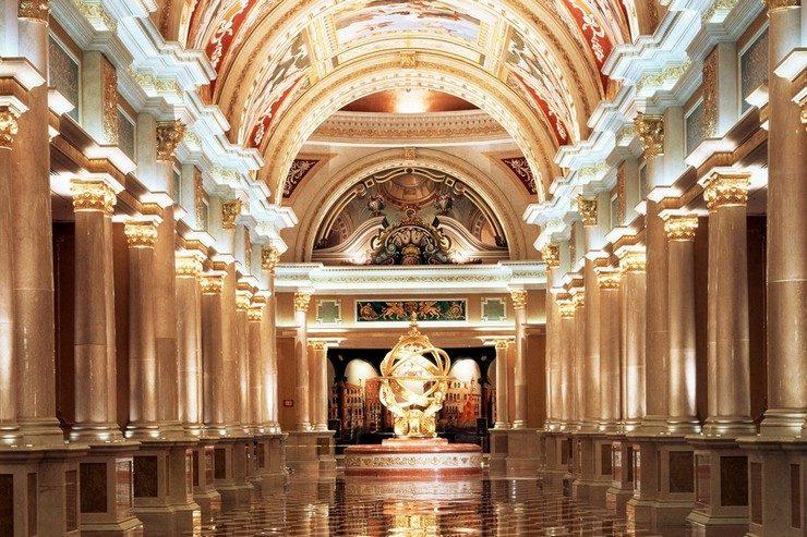 wilson associates wilson associates Wilson Associates Casino's projects in Las Vegas 3 Venetian Wilson Associates 740x493