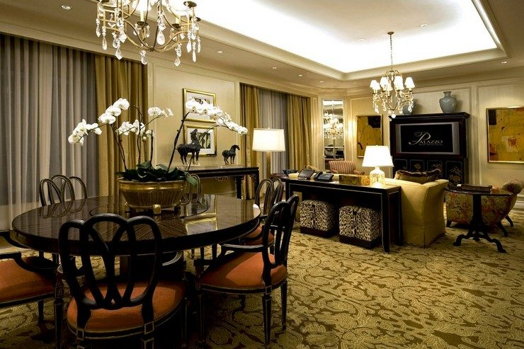 wilson Associates wilson associates Wilson Associates Casino's projects in Las Vegas 6 Palazzo Wilson Associates 740x493