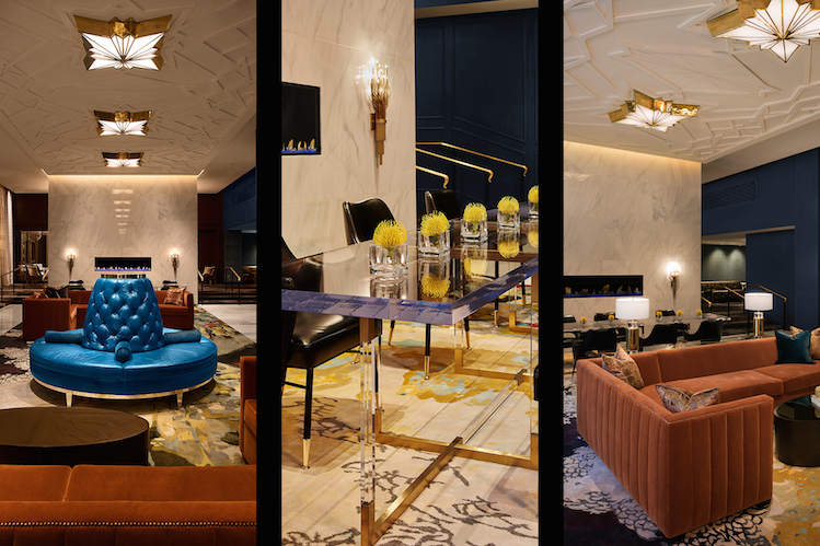Simeone Deary Design Group Projects Get Inspired by Simeone Deary Design Group Projects Hotel Allegro 7