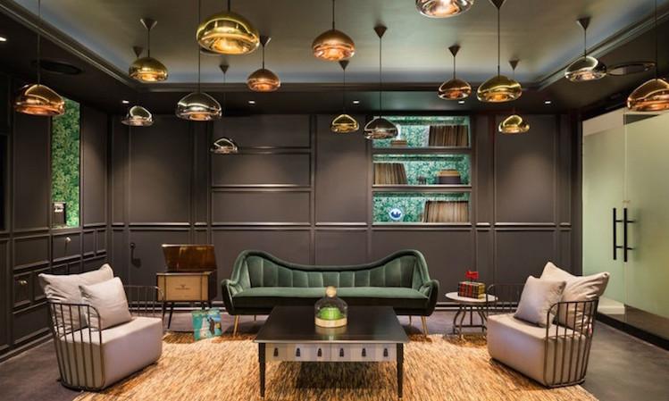 spotify's office Peek inside the outstanding Spotify's Office wef
