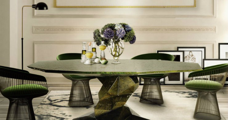 dining dining room Dining room decoration ideas in modern style 0 dining room