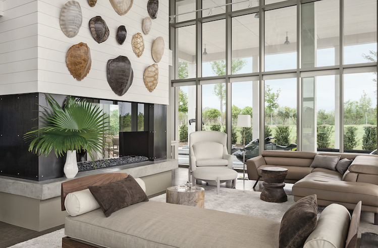 Outstanding Glass Boathouse by Tara Shaw Design Tara Shaw Design Outstanding Glass Boathouse by Tara Shaw Design Boathouse 2