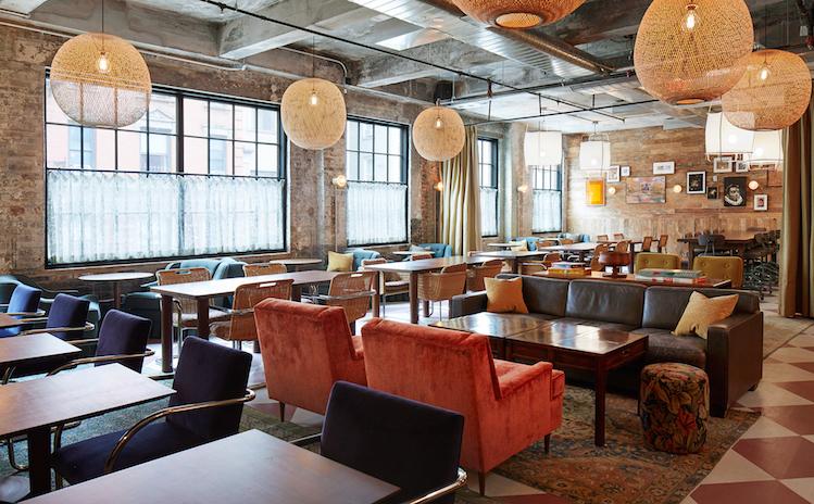 Ludlow Street Restaurants New York
