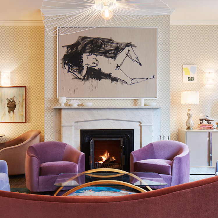 Outstanding Soho Houses: home of interior design Outstanding Soho Houses: home of interior design Outstanding Soho Houses: home of interior design LudlowProofs 001