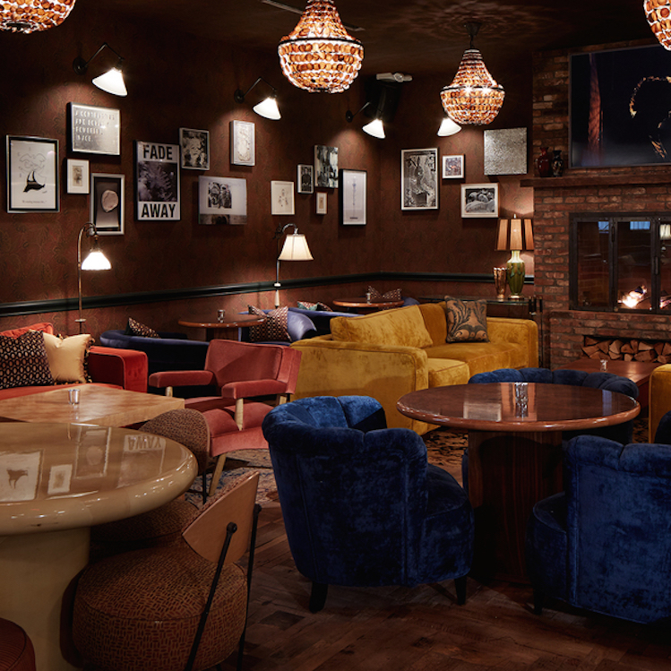 Outstanding Soho Houses: home of interior design Outstanding Soho Houses: home of interior design Outstanding Soho Houses: home of interior design LudlowProofs 02