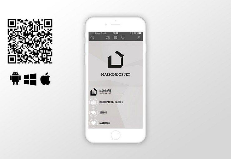 maison et objet maison et objet A sneak preview of 2017's Maison et Objet MO app 740x509