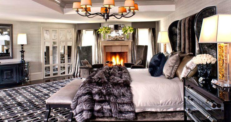 30 Bedroom Ideas from 30 celebrities