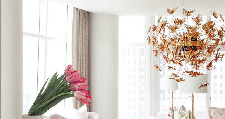 chandeliers from koket the most dazzling chandeliers from koket 0nymph chandelier 2 koket projects