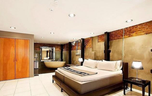 bedroom ideas bedroom ideas 30 Bedroom Ideas from 30 celebrities 17 Kate Moss Bedroom Decor Room Ideas Bedroom Ideas