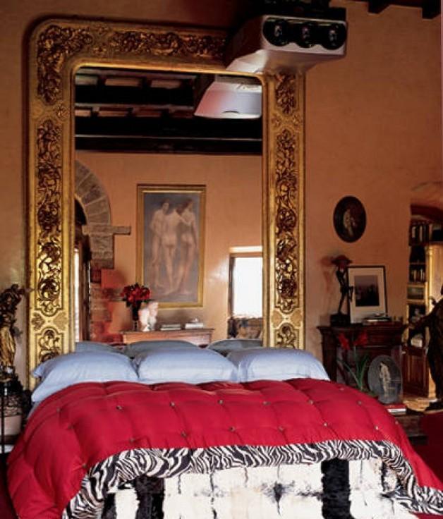 bedroom  bedroom ideas 30 Bedroom Ideas from 30 celebrities 26 Roberto Cavalli Bedroom Decor Room Ideas Bedroom Ideas e1425638807517