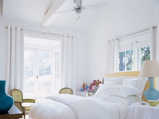 bedroom  bedroom ideas 30 Bedroom Ideas from 30 celebrities 27 Sarah Jessica Parker Bedroom Decor Room Ideas Bedroom Ideas e1425638839950