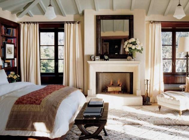 celebrities bedrooms bedroom ideas 30 Bedroom Ideas from 30 celebrities 5 Cindy Crawford