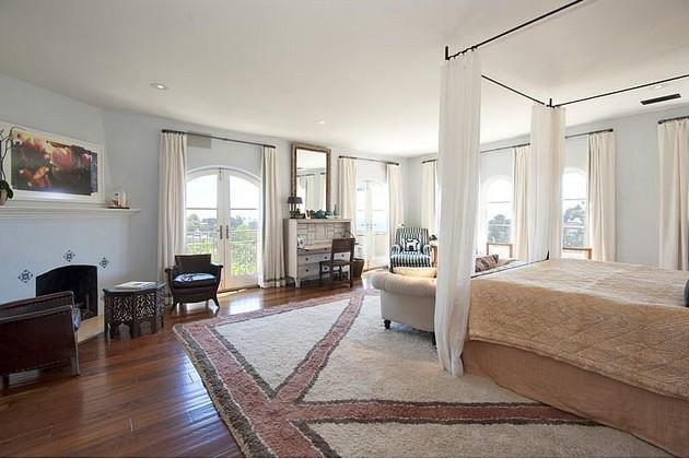 celebrities bedrooms bedroom ideas 30 Bedroom Ideas from 30 celebrities 8 Hilary Swank Bedroom Decor Room Ideas Bedroom Ideas