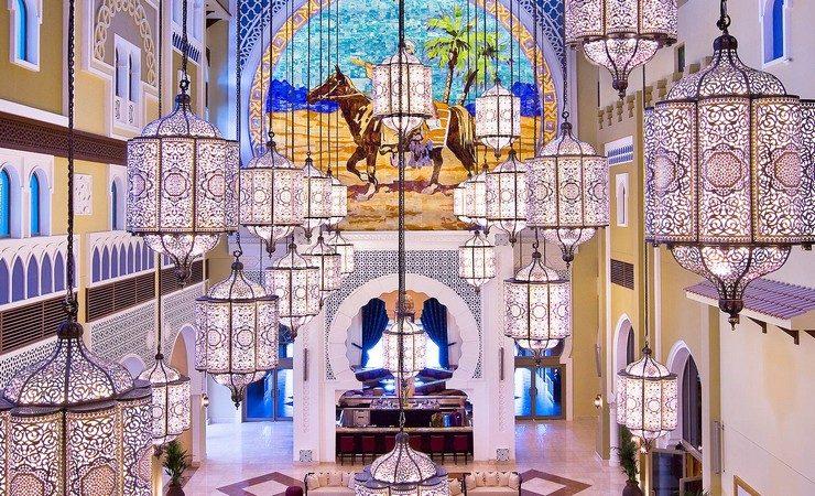 Design Duncan Miller Ullmann Design Duncan Miller Ullmann Must-see interior design projects by Design Duncan Miller Ullmann Al Bahou Battuta Gate Dubai