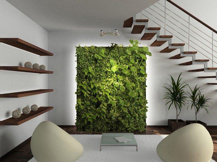 10- interior  interior gardens 10 Amazing interior gardens to inspire you 10 interior gardens 740x553