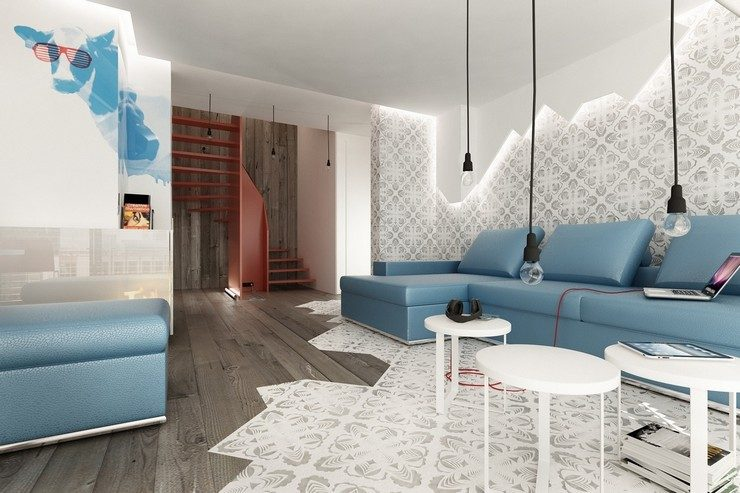 13-blue-room-ideas living rooms in blue 50 Stunning Living Rooms in Blue 13 blue room ideas 740x493