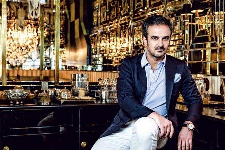 Top 100 Interior Designers top 100 interior designers Top 100 Interior Designers by Boca do Lobo & Coveted Magazine 4 LORENZO CASTILLO 740x492