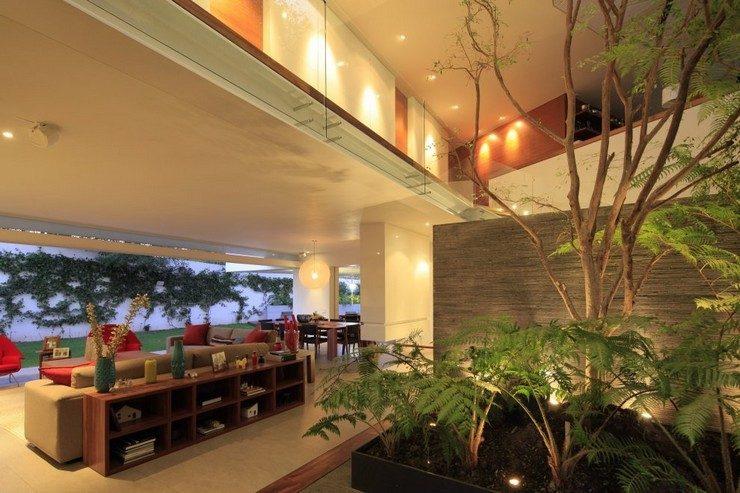4- interior  interior gardens 10 Amazing interior gardens to inspire you 4 interior gardens 740x493